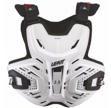Leatt Chest Protector 2.5 White Adult